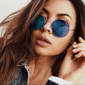 Quay Modstar Mirror Sunglasses